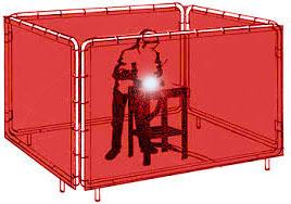 Przejrzyste ekrany spawalnicze - bezpieczeństwo i higiena pracy na wysokim poziomie